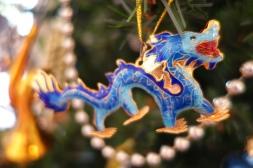 Dragon from Hong Kong