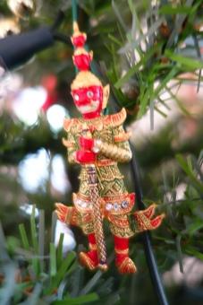 Dancer from Thailand